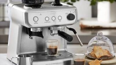 Oster® apresenta a cafeteira espresso Xpert Perfect Brew