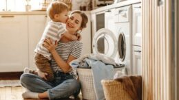 Washer and dryer combo: sales increase by 15%