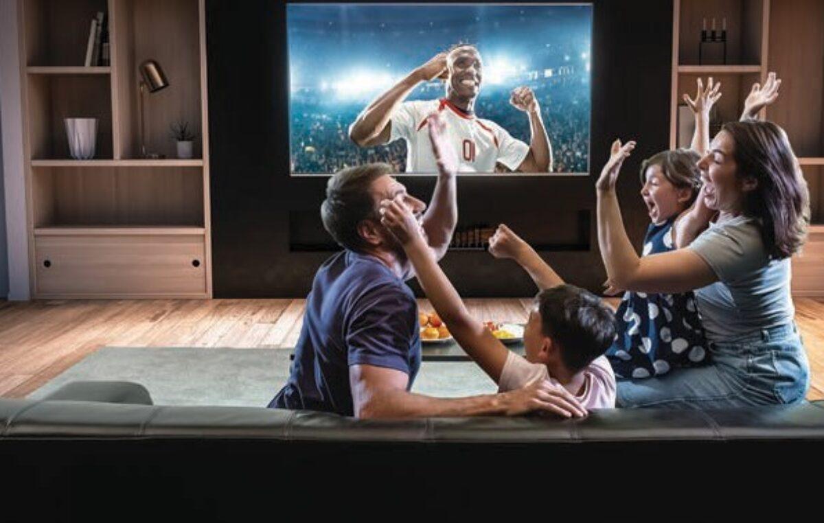 TVs: technology heats up the market
