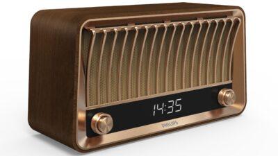 Philips lança caixas de som Bluetooth vintage no Brasil