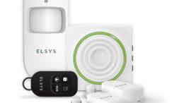 Elsys lança alarme inteligente para residências