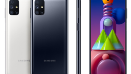 Samsung apresenta Galaxy M21s e Galaxy M51 no Brasil