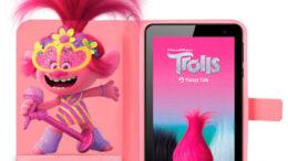 Positivo e Universal Pictures lançam tablet da animação Trolls 2