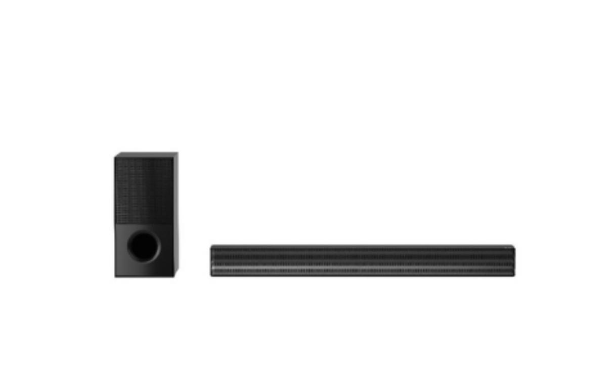 LG apresenta Sound Bar com sistema Bluetooth e som multidimensional