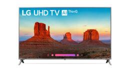 LG apresenta novas UHD 4K