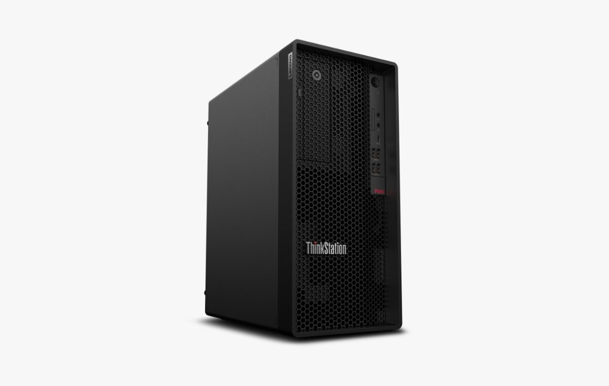 Lenovo lança ThinkStation P340 Torre