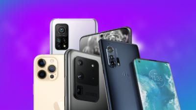 Mercado de celulares tem alta de 10% no 3º tri de 2020