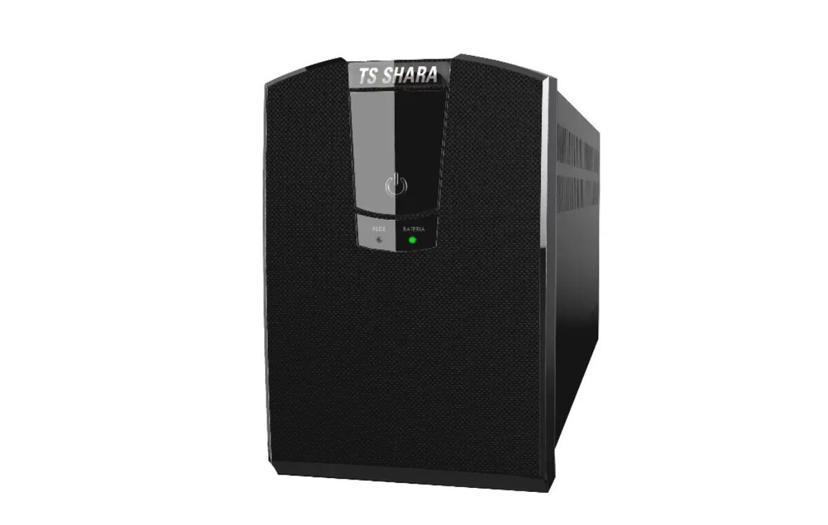 TS Shara lança linhas de nobreaks UPS Professional Universal e UPS Senoidal Universal