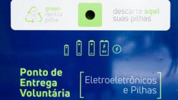 Green Eletron firma parcerias para quase 1.600 novos pontos de descarte correto de pilhas