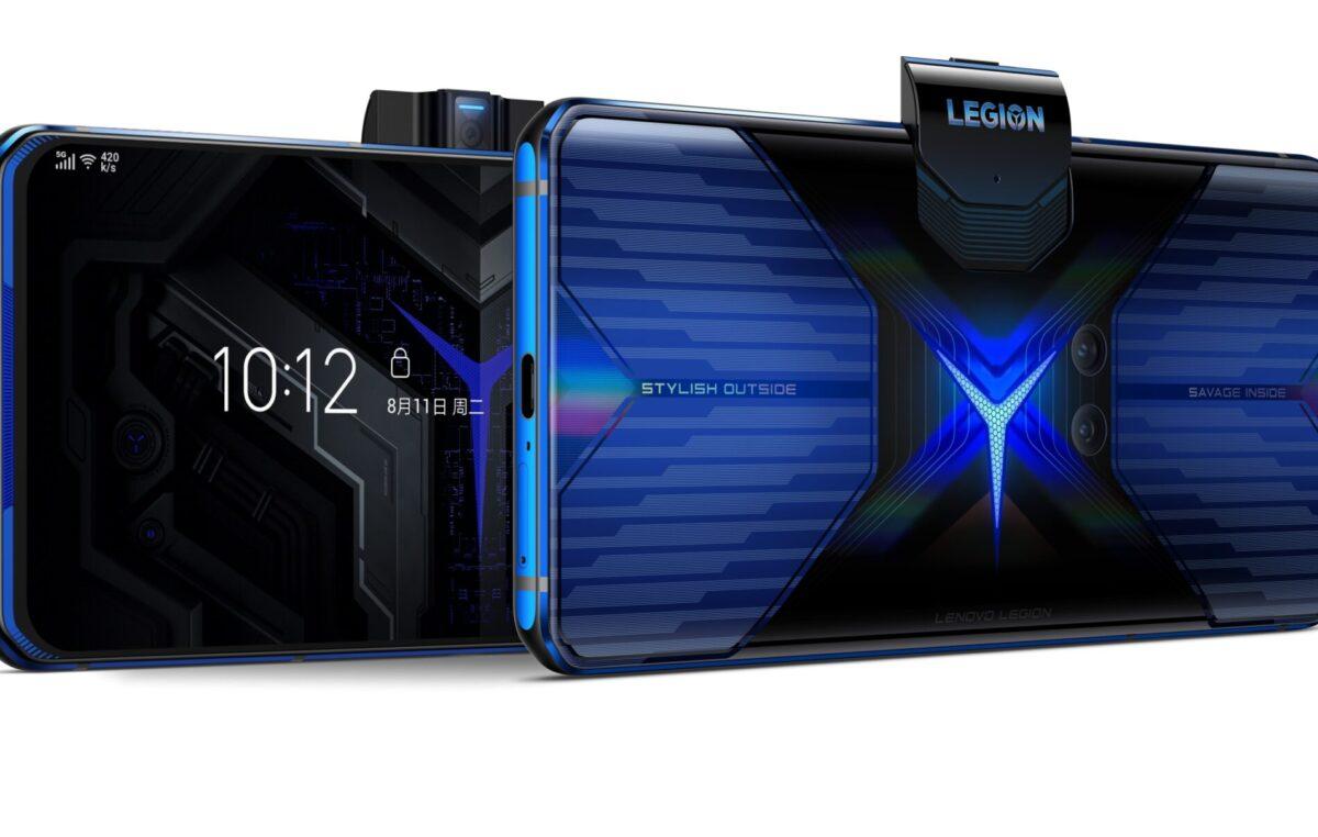 Lenovo Legion™ Phone Duel, seu smartphone para jogos, chega ao Brasil pronto para o futuro