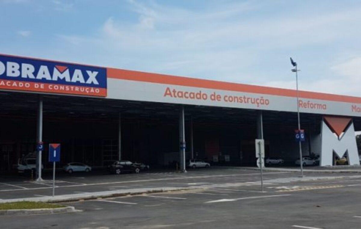 OBRAMAX INVESTE R$ 1,5 BI PARA EXPANDIR ATACAREJO DE MATERIAIS DE CONSTRUÇÃO