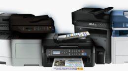 Mercado de impressoras: 2,2 milhões de unidades vendidas em 2020