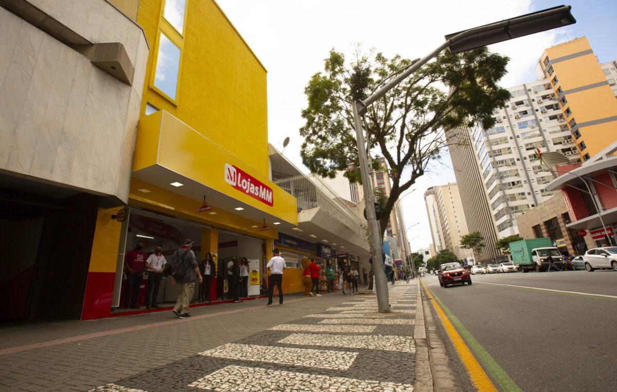 Lojas MM expande atuação em Curitiba