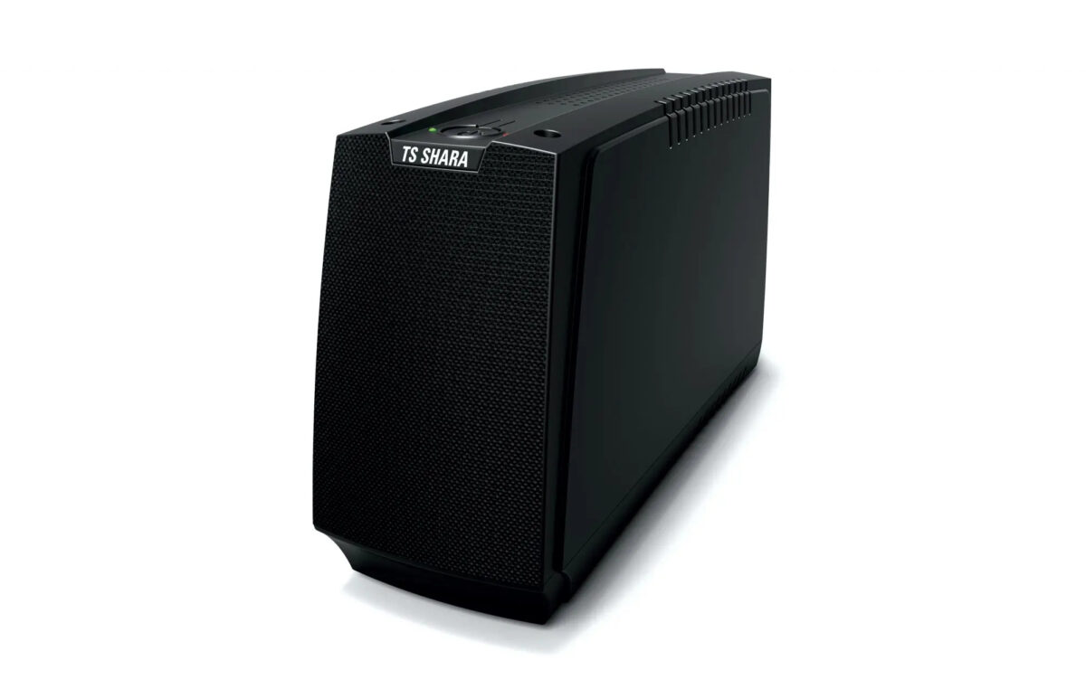 TS Shara inova sua linha de nobreaks para home office e lança o UPS Compact XPro