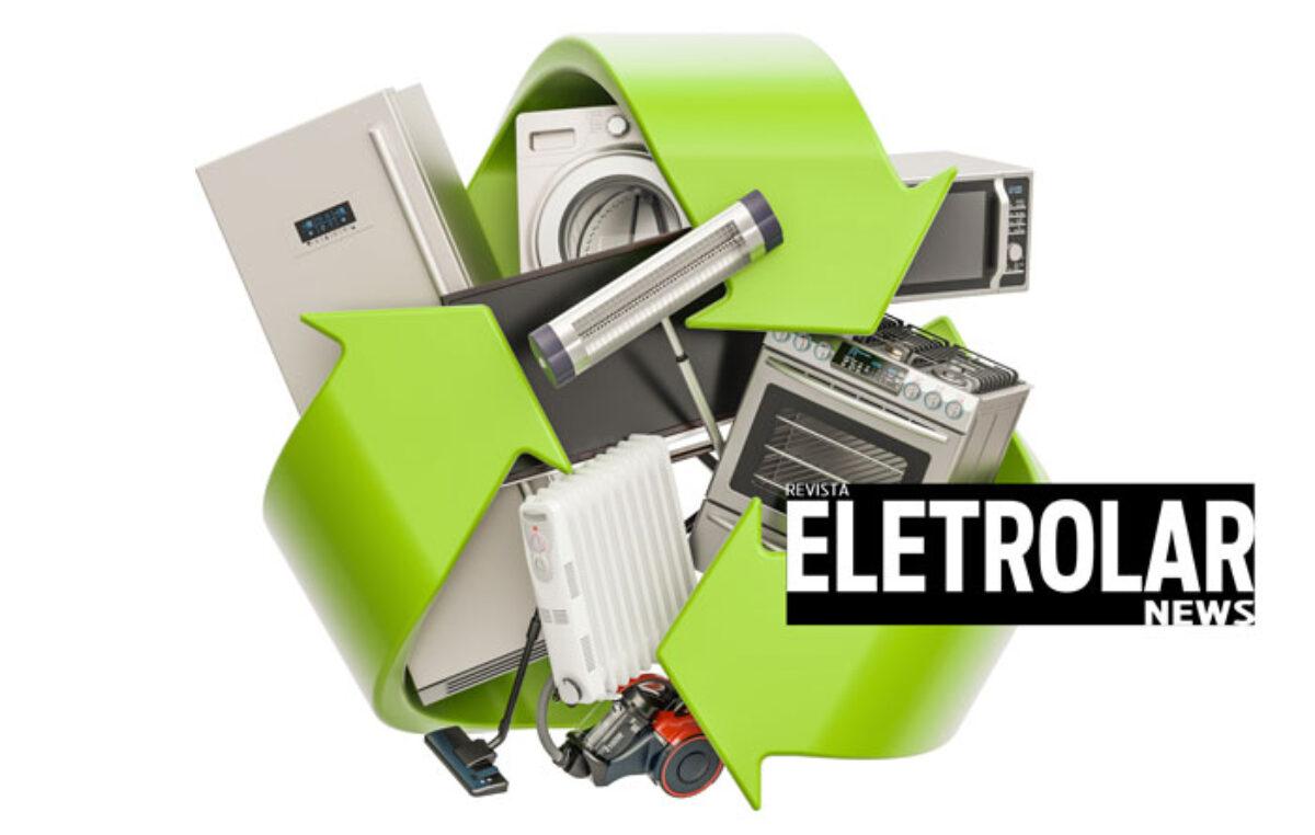 Reciclagem de eletros: Agora é para valer!