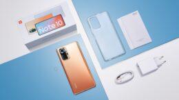 Xiaomi traz ao Brasil os modelos da linha Redmi Note 10, com câmera de 108MP, tela AMOLED e carregador rápido