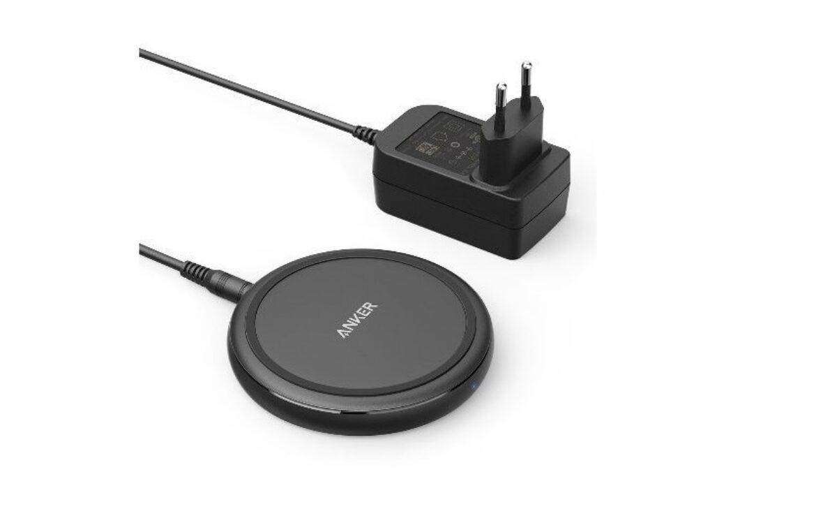 Anker lança carregador sem fio PowerWave II com carregamento inteligente de até 15W