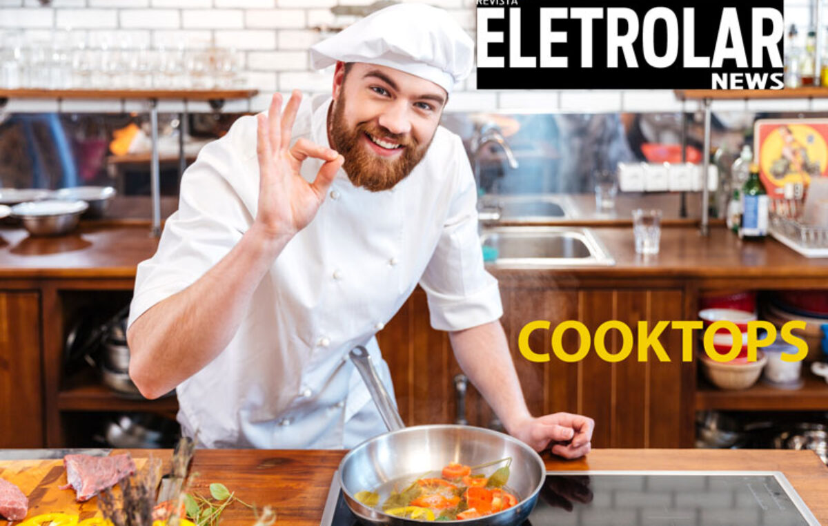 Cooktops: beautiful, efficient and good selling