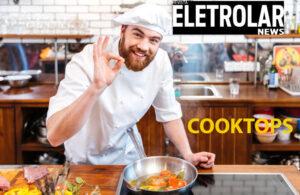 Cooktops: bonitos, eficientes e bons de venda