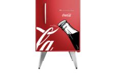 Brastemp lança edição exclusiva de frigobar retrô em parceria com a Coca-Cola ®
