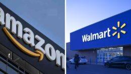 A luta entre Amazon e Walmart pela supremacia no varejo
