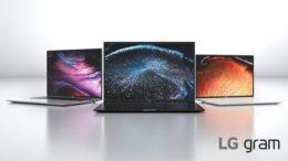 LG amplia linha de notebooks e traz os produtos mais leves do mundo ao Brasil