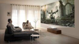 Samsung amplia portfólio da categoria Lifestyle com projeção 4K e ainda mais opções de TVs