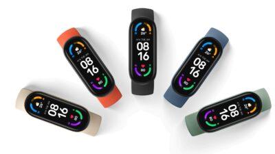 Mi Smart Band 6 chega ao Brasil com medidor de saturação do oxigênio no sangue e tela maior