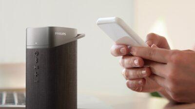 Philips lança linha de caixas Bluetooth com tecnologia TWS