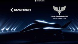 Embraer e FAB assinam acordo para desenvolver drone militar