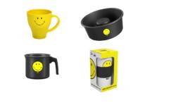 Brinox e Coza lançam nova linha de utensílios domésticos em parceria com a Smiley®