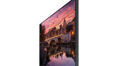 Samsung lança nova linha de monitores profissionais com imagem em 4K de 50″