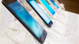 Mercado de celular fecha o 1º tri de 2021 em alta