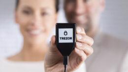 Brazil Electronics é a representante oficial da Trezor no País