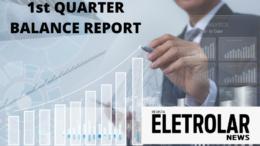 1st quarter Balance report