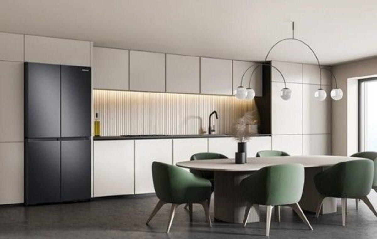 Samsung apresenta nova geladeira RF59A