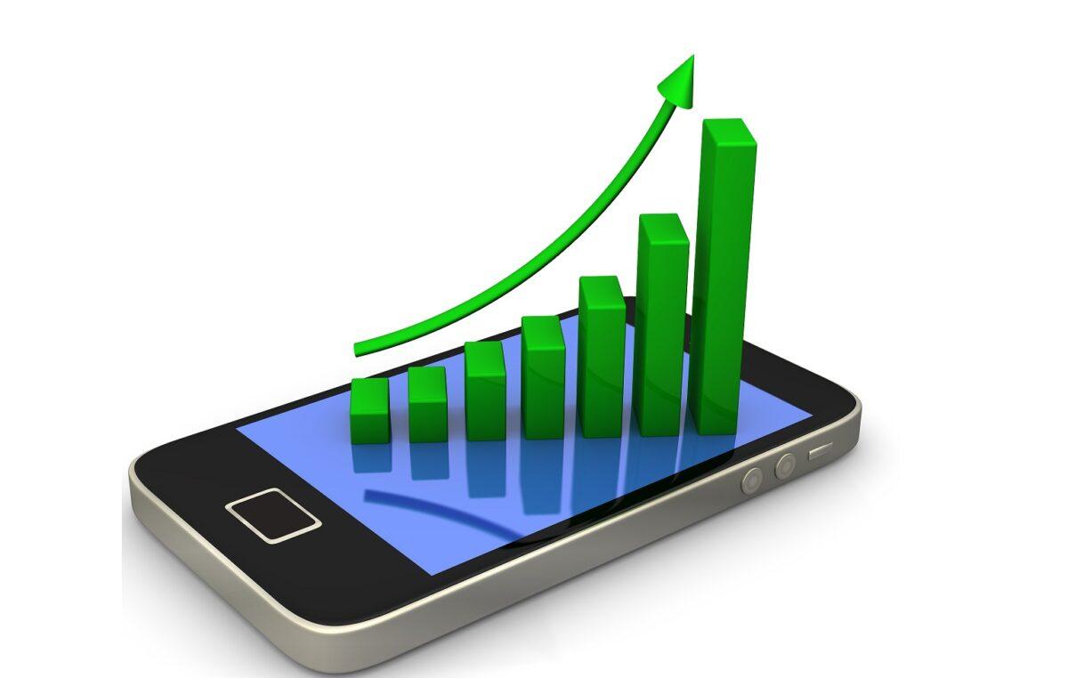 Metade da população mundial tem smartphone, segundo pesquisa