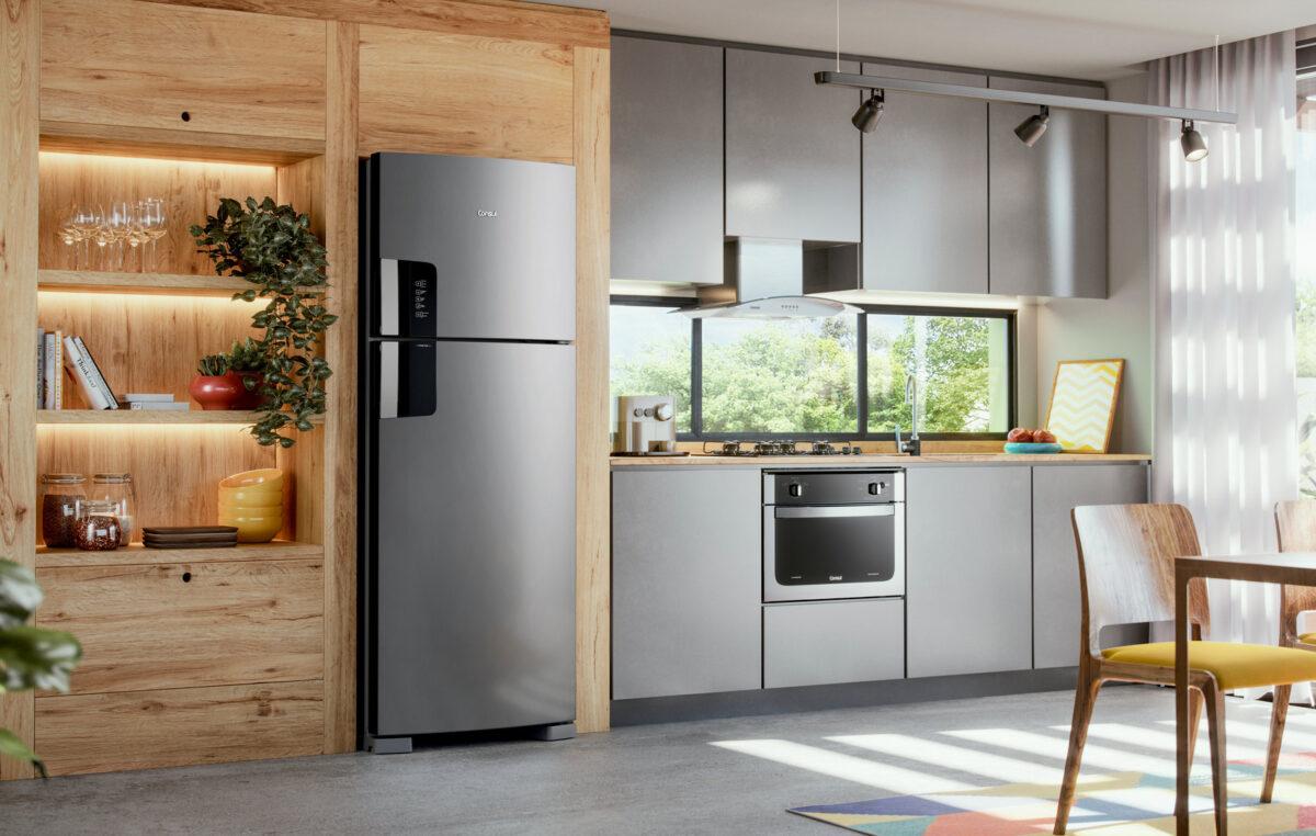 Consul se adapta à nova realidade dos brasileiros e lança sua maior geladeira no mercado