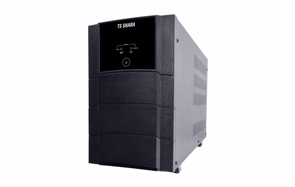 TS Shara apresenta novo design e potências nas linhas de nobreaks UPS Professional Universal e UPS Senoidal Universal