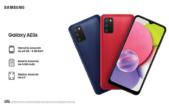 Samsung apresenta o novo Galaxy A03s