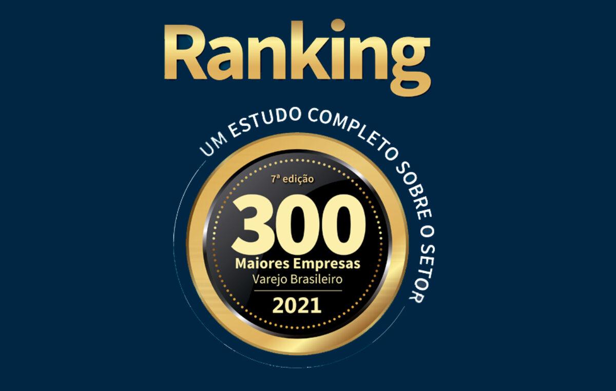Ranking 2021 das maiores empresas do varejo