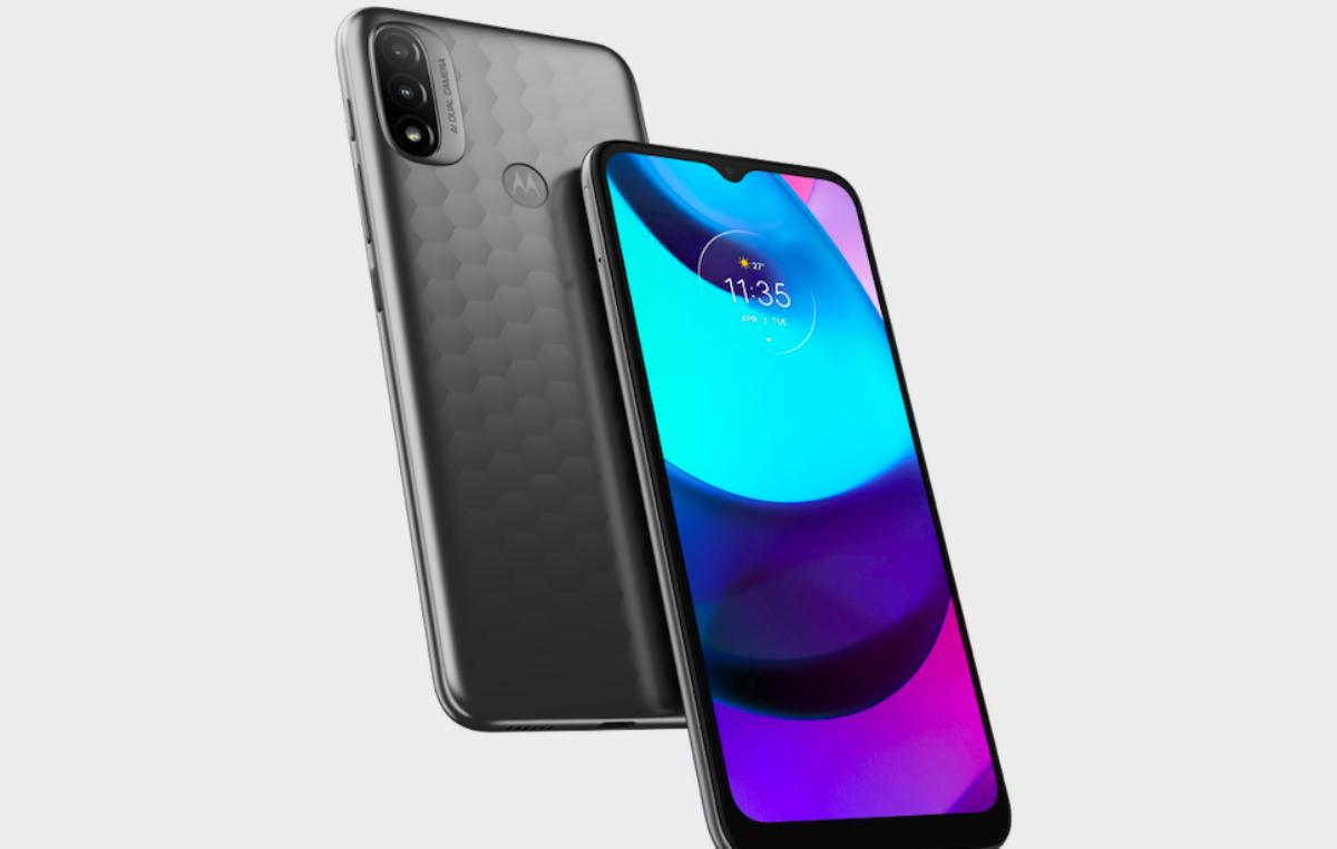 Motorola lança dois smartphones