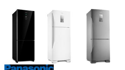 Geladeiras Panasonic estão no topo da lista de eficiência energética em nova classificação do INMETRO