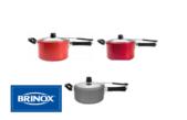 Brinox lança a panela de pressão da linha Vapt