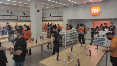 Xiaomi abre 1ª loja no  Rio de Janeiro