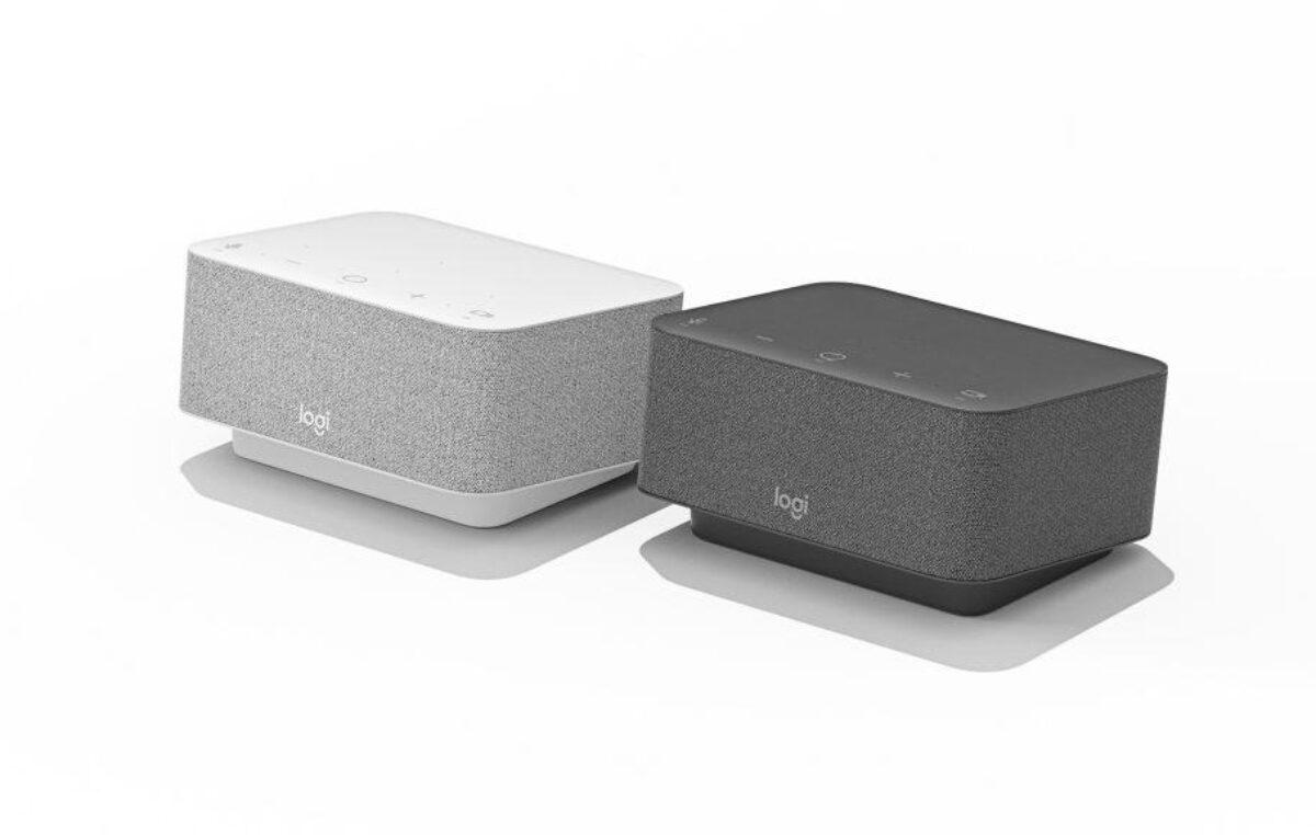 Logitech apresenta Logi Dock com caixas Bluetooth e viva-voz