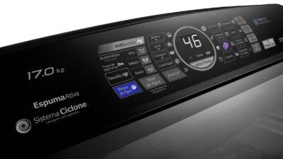 Panasonic anuncia nova lava-roupas