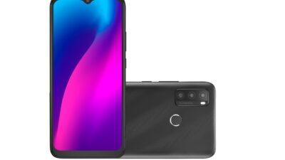 Multilaser apresenta novo smartphone G MAX 2 com 128GB