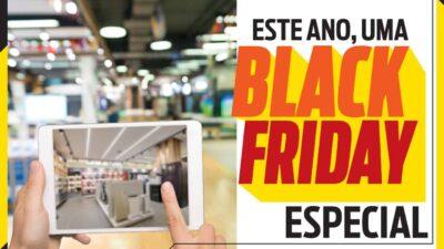 Black Friday: Faturamento esperado é de 20% a 25% superior ao de 2020.