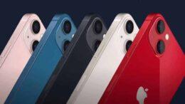 Apple apresenta iPhone 13 em quatro versões